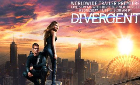 DIVERGENT 2014 (TRAILER)