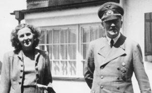 Eva Braun e Adolf Hitler