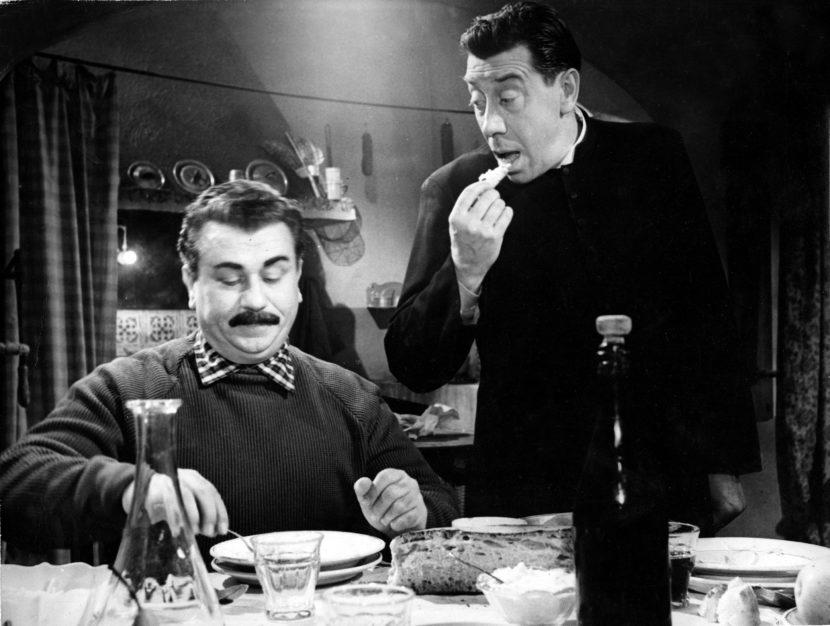 Don Camillo, Peppone e i fuorilegge