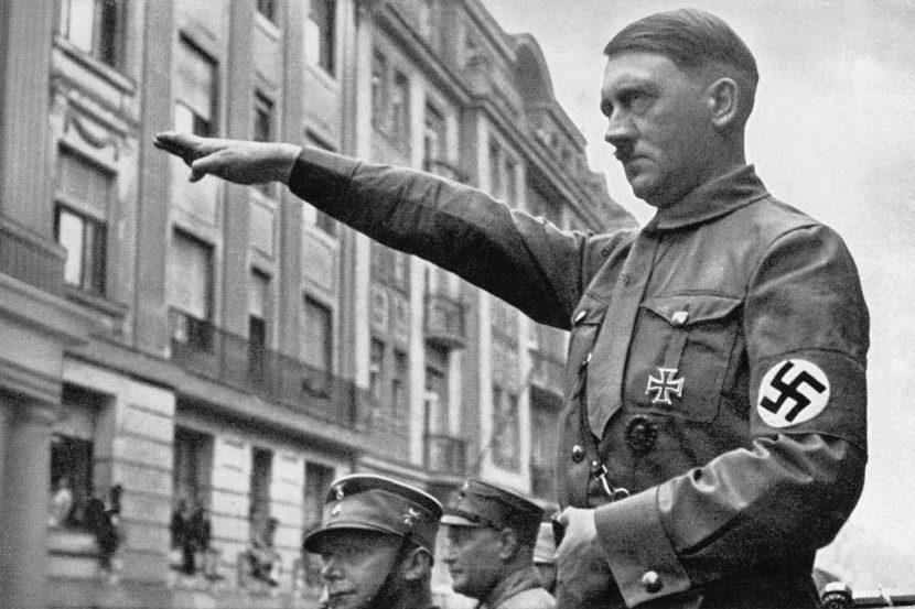 Il signor Wolf – Il prologo del thriller su Hitler