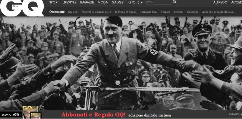 """Su Gq, in esclusiva, il primo capitolo de """"Il signor Wolf"""", il thriller su Hitler"""