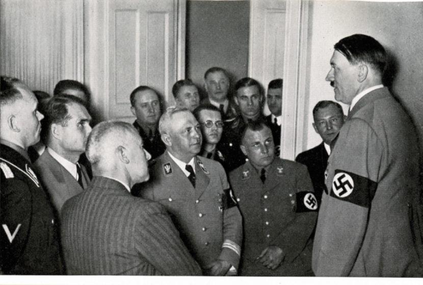 Fine di Hitler: i misteri del Bunker e le ceneri nella fogna