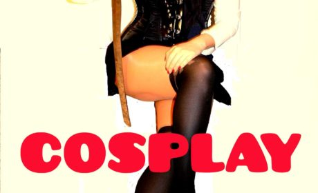 COSPLAY, il thriller a tinte (molto) rosse…