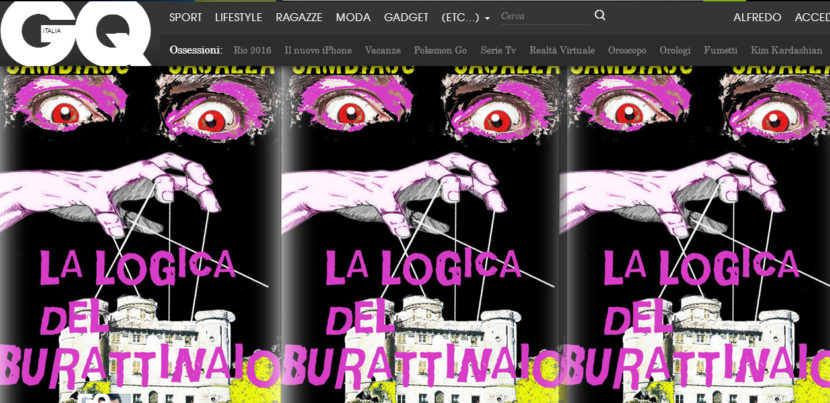 La logica del Burattinaio, il thriller sul (vero) serial killer bambino, su GQ!
