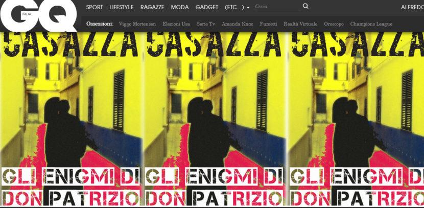Gli Enigmi di Don Patrizio su GQ!