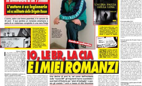 """L'intervista integrale di Cronaca Vera a Marcello Ghiringhelli per """"L'altra faccia della luna"""""""