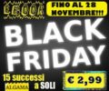 Black Friday! Dal 25 al 28 novembre gli ebook di Algama a 2,99 euro!