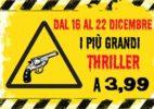 Dal 16 al 22 dicembre TUTTI i thriller Algama a 3,99 euro!