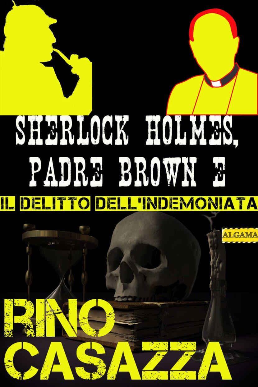 Sherlock Holmes, Padre Brown e il delitto dell'indemoniata