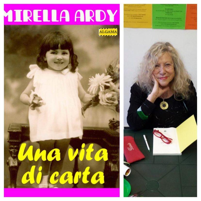 """ALGAMA pubblicherà l'antologia dei finalisti del PREMIO """"MIRELLA ARDY"""""""