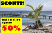 Dal 18 al 24 agosto VENTI THRILLER scontati oltre il 50%!