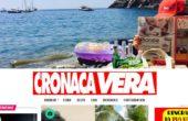 Algama realizza il sito del settimanale Cronaca Vera