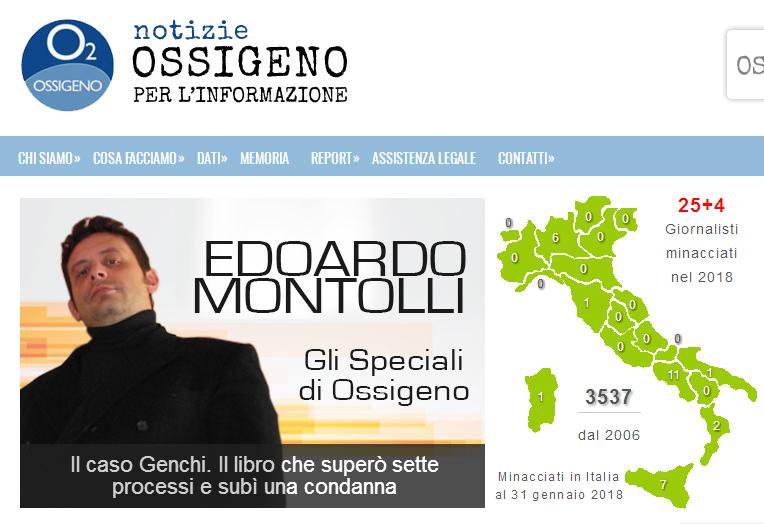 Libertà di stampa: il caso di Edoardo Montolli