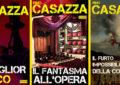 Le nuove avventure di Auguste Dupin in 3 spettacolari thriller di Rino Casazza