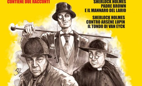 Sherlock Holmes tra ladri e reverendi
